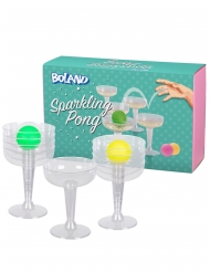 Partyspel champagne-pong