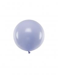 Lila latexballong 60 cm
