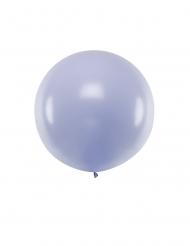 Lila latexballong 1 m
