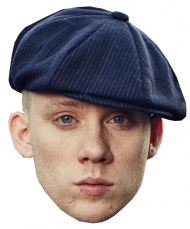 Joe Cole pappmask