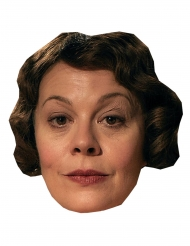 Helen McCrory pappmask