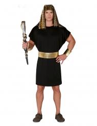 Svart farao herrdräkt
