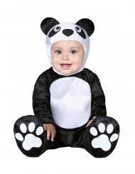 Panda bebisdräkt