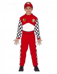 Racingföraren Racmus barndräkt