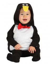 Pingvin bebisdräkt