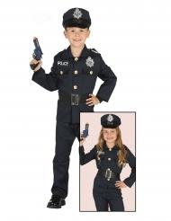 Poliskonstapel barndräkt