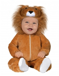 Lejon måbarnsdräkt