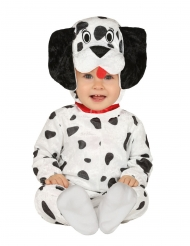Dalmatinerdräkt bebis