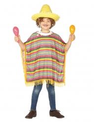 Mexikanen Mefistofeles barndräkt