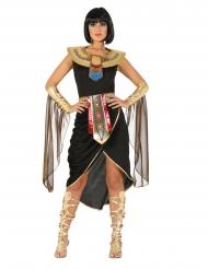 Egyptisk drottningdräkt dam