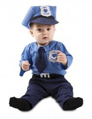 Poliskonstapel bebisdräkt