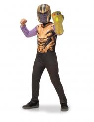 Klassisk Thanos™-dräkt med handske barn