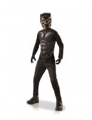 Black Panther™ klassiskt dräktpaket med handskar