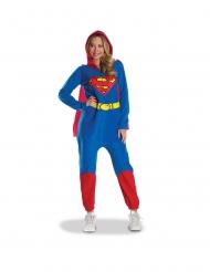 Supergirl™ pyjamasdräkt dam