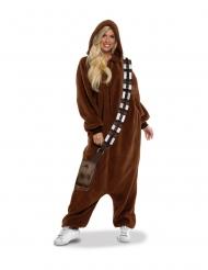 Star Wars Chewbacca™ overalldräkt vuxen