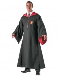 Harry Potter Gryffindor™ lyxig trollkarlsrock vuxen