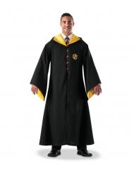 Harry Potter Hufflepuff™ lyxig trollkarlsdräkt vuxen