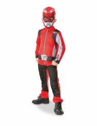 Power Rangers™ klassisk röd barndräkt