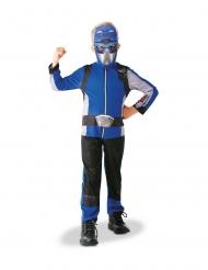 Power Rangers™ klassisk blå barndräkt