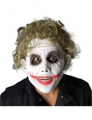 Joker™ lockig grön peruk vuxen