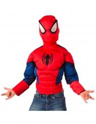 Spiderman™ lyxig tröja och huva barn
