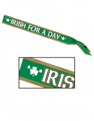 Irish for a day axelband