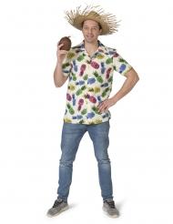 Ananasskjorta herr