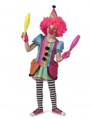 Clownen Karla barndräkt