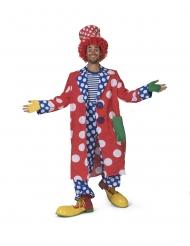 Prickig clownrock vuxen