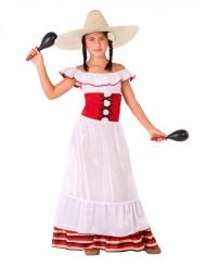 Mexikanskan Mexmeralda barndräkt