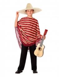 Mexikanaren Mehran barndräkt