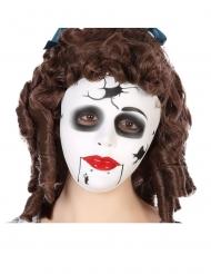 Trasad docka vuxenmask