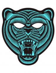 Reaktiv LED-Björnmask vuxen