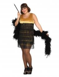 Charlestondansaren Charlotta större damstorlek