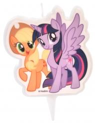 My Little Pony Applejack och Twilight Sparkle™födelsedagsljus 6,5 cm