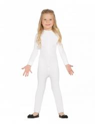 Vit bodysuit barn