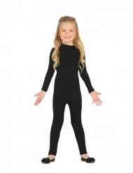 Svart bodysuit barn