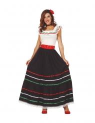 Mexikansk damdräkt