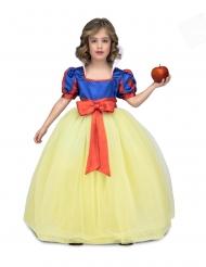Prinsessan Paula blågul barndräkt