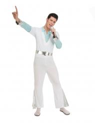 Discodansaren Duncan vit herrdräkt