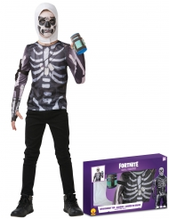Fortnite™ Skull Trooper klassiskt dräktpaket tonåring