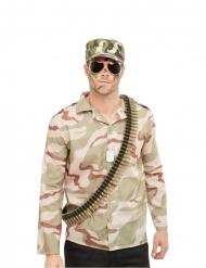 Soldattillbehör vuxen