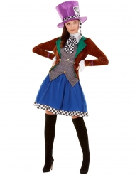 Hattmakaren Hulda damdräkt