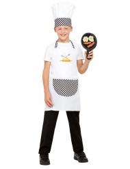 Kocken kenneth barndräkt