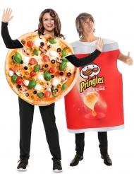 Pringles™ & Pizza pardräkt