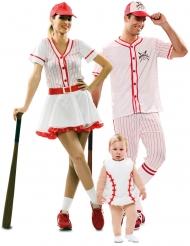 Baseball familjdräkt