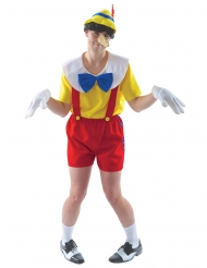 Marionetten Mario herrdräkt
