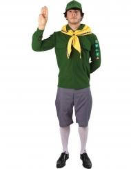 Scouten Svante herrdräkt