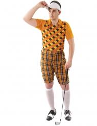 Golfaren Gorbatjov herrdräkt
