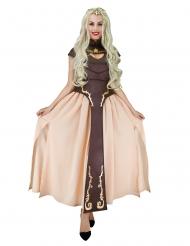 Drakprinsessan Dragunov damdräkt